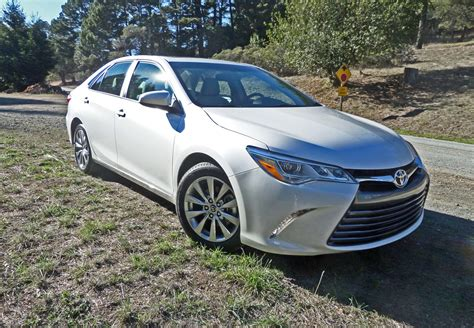Toyota Camry 2015 Xle 2015 Toyota Camry Xle V6 Test Drive Nikjmiles
