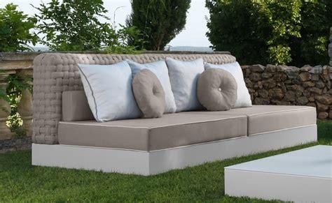 divanetti da esterno economici divanetto per esterno senza braccioli idfdesign