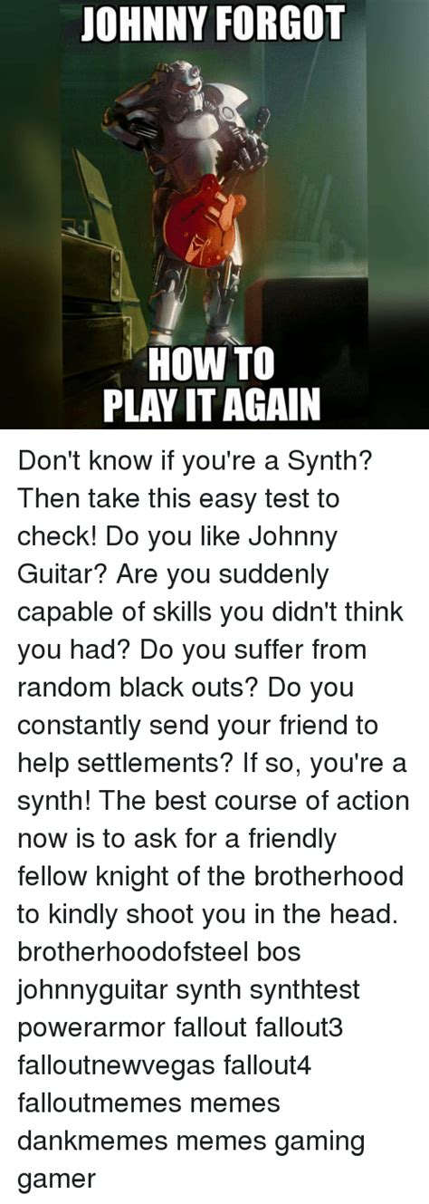 Forgot How To Play The Guitar by Johnny Guitar Memes Of 2017 On Sizzle Memes