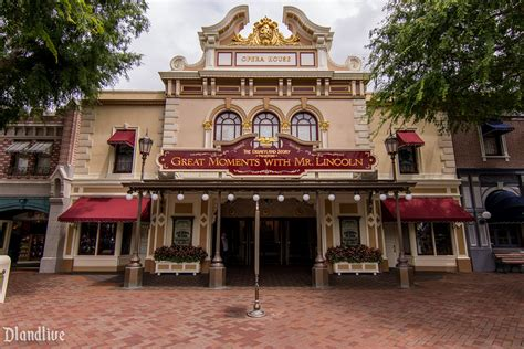 main street movie house celebrate the 58th anniversary of disneyland with three weeks of presentations oc