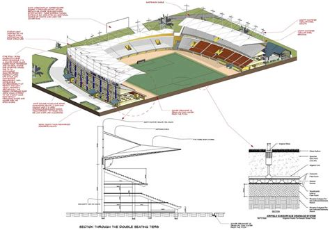 Stadium Sections by A New Stadium For Nigeria Chronos Studeos