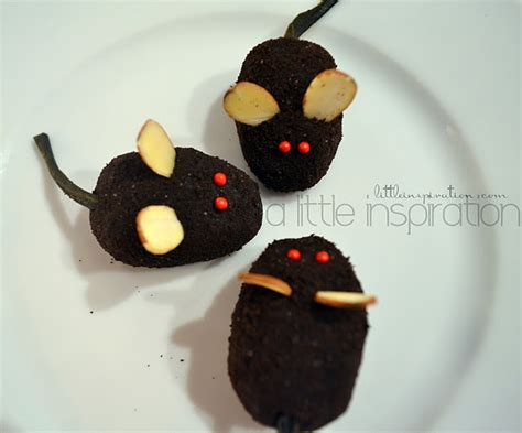 easy to bake new year cookies new years idea make no bake oreo mice cookies
