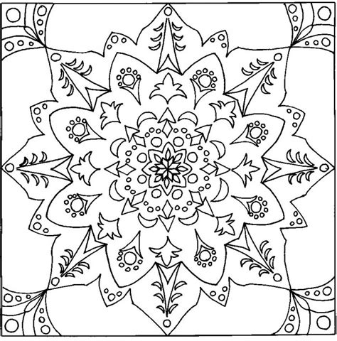 printable coloring pages with designs free printable coloring pages geometric designs az