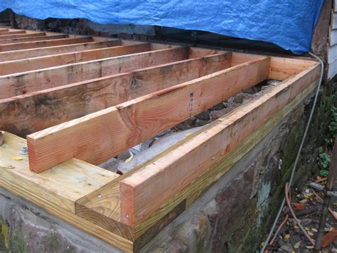 Formwork Sill Plates Floor Joists Oh My House Floor Joists Construction