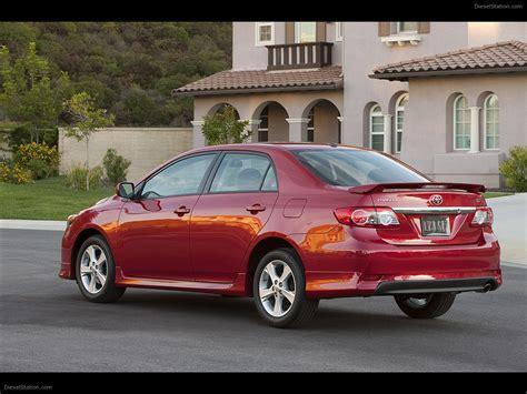 2012 Toyota Corolla Toyota Corolla 2012 Car Picture 25 Of 64 Diesel
