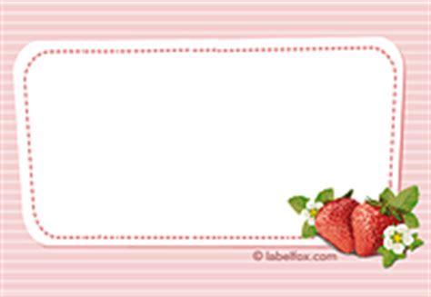 Word Vorlage Etiketten Marmelade Gratis Marmeladen Etiketten Als Word Vorlage Zum Labelfox