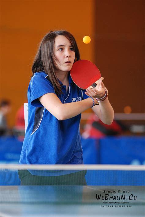 evian tennis de table tournoi pingpong tennis de table evian solene