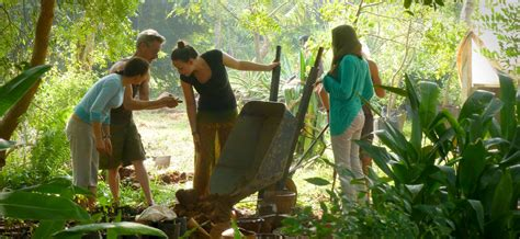 Volunteer Botanical Gardens Volunteer Auroville Botanical Gardens