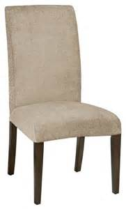 Slipcovers For Parson Dining Chairs Parsons Side Chair Classic Slipcover Traditional Dining Chairs