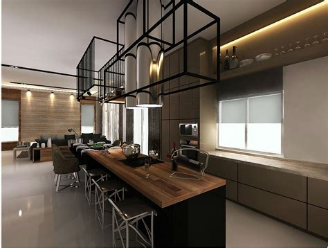 dry kitchen design lky renovation latest promotion