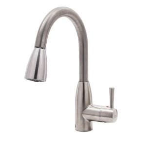 standard fairbury kitchen faucet standard fairbury single handle pull sprayer