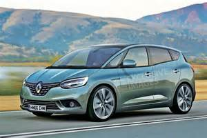 Renault Cenic Renault Scenic 2016 Spyshots And Exclusive Pictures