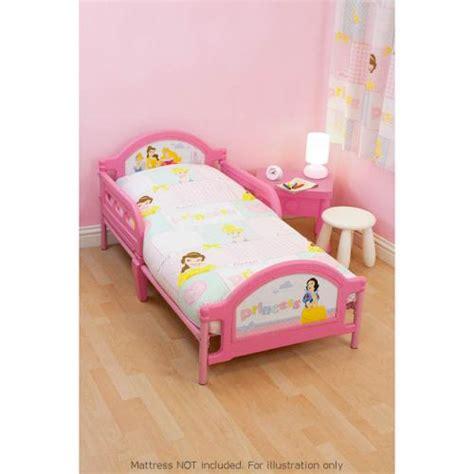 Baby Bed Deals Disney Princess Toddler Bed 163 29 99 Instore B M Hotukdeals