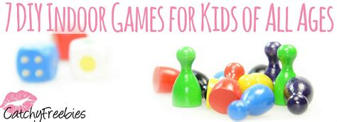 diy indoor games 7 fun diy indoor games for kids catchyfreebies
