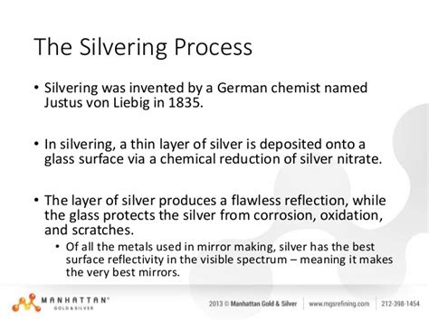 carbohydrates used in silvering of mirror silvering mirror