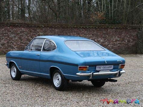 Opel Kadett Rallye For Sale by 1970 Opel 1970 Opel Kadett Coupe Rally For Sale Anamera