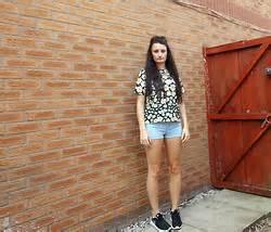 Kamila Top Black T3009 3 kamila p primark tartan shirt primark black skater