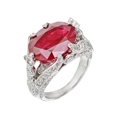 burmese ruby ring betteridge