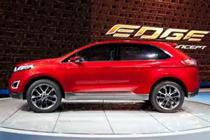 Ford Edge Price 2015 2015 Ford Edge Release Date And Price Sport Hybrid Engine