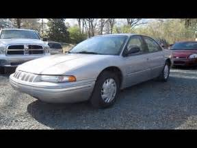 1994 Chrysler Concorde 1994 Chrysler Concorde Start Up Exhaust And In Depth