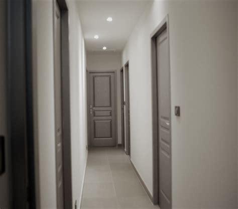Peindre Un Couloir En Gris by Peindre Un Couloir Refaire La Cage D Escalier