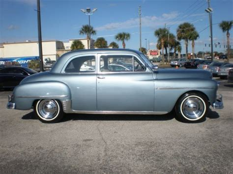 1950 plymouth 2 door coupe 1950 plymouth special deluxe 2 door coupe 125518