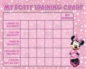 disney printable potty training charts gallery