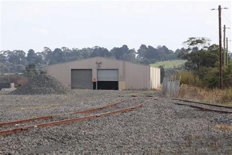 Sheds Gippsland by Morwell Station Wongm S Rail Gallery