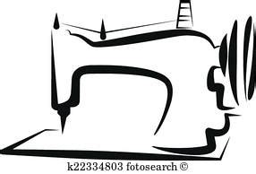 Mesin Jahit Logo n 228 hen maschine clipart lizenzfrei 2 587 n 228 hen maschine