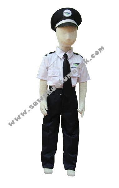 Baju Pilot Garuda Baju Pilot baju kostum pilot jual kostum anak di jakarta tangerang