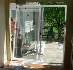 Replace Sliding Patio Door Install Sliding Patio Doors Door Styles