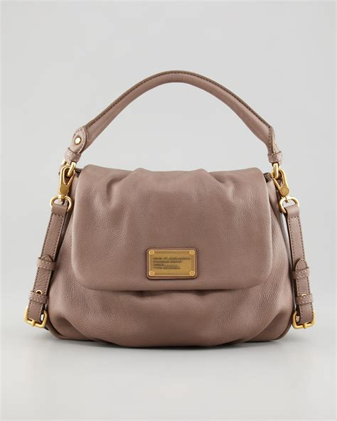 New Marc By Marc Bags At Neiman by Marc By Marc Classic Q Lil Ukita Satchel Bag Brown