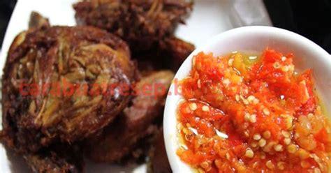 Kue Kering Merpati By Kue Kering Merpati Amb cara membuat sambal korek bebek goreng resep masakan