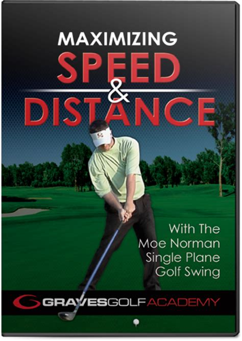 single plane golf swing driver moe norman golf maximizing speed distance