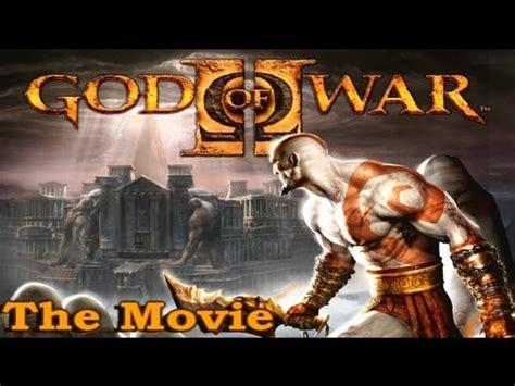 god of war film youtube god of war ii hd the movie all cutscenes ita youtube