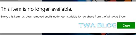 the item is no longer available ว ธ แก ป ญหา this item is no longer available เม อพยายาม