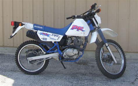 Suzuki Specification 1995 Suzuki Dr 125 Se Pics Specs And Information