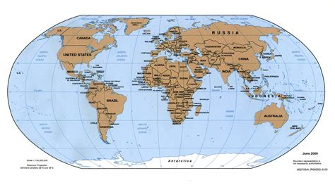 image of world map for world map