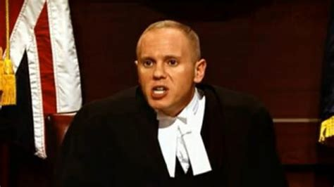 judge rinder stv player programme summary