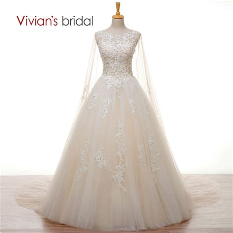 aliexpress wedding dress aliexpress com buy vivian s bridal crystal pearls white