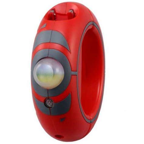 Pokemon 2014 Mega Ring Bracelet With Blaziken Tretta Torretta Coin (Red Version)