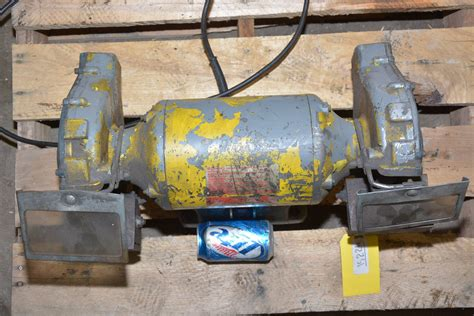 dayton bench grinder dayton single phase bench grinder unknown hp inv 15224