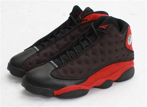 Air 13 Bred air xiii quot bred quot arriving at retailers sneakernews