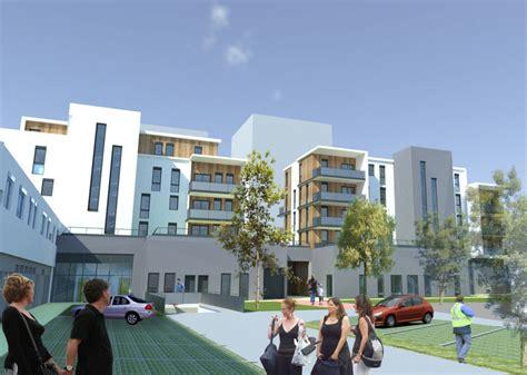 bureaux et commerces teraillon tranche 3 construction de 32 logements