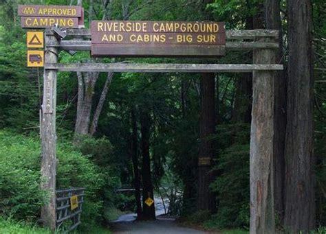 Big Sur Riverside Cground And Cabins riverside cground and cabins updated 2017 reviews big sur ca tripadvisor