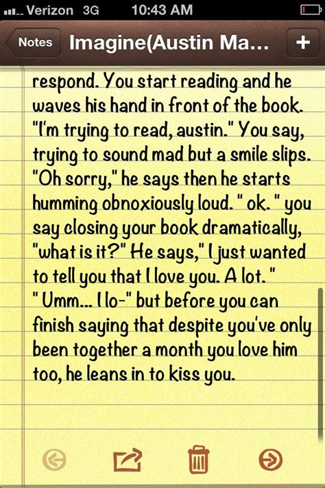 Mahone Imagines Extension To The Other Imagine Mahone I Wrote
