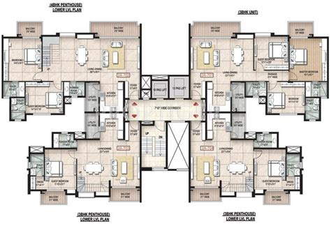 floor plan unique harmony apartments jaipur residential apartment block floor plans 28 images hotel r best
