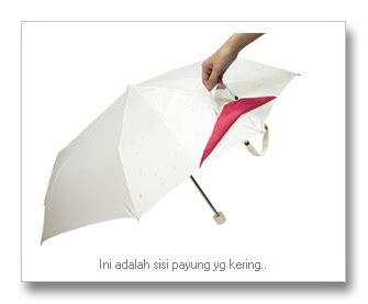 Payung Dua Sisi desain payung yg unik arisulistiono