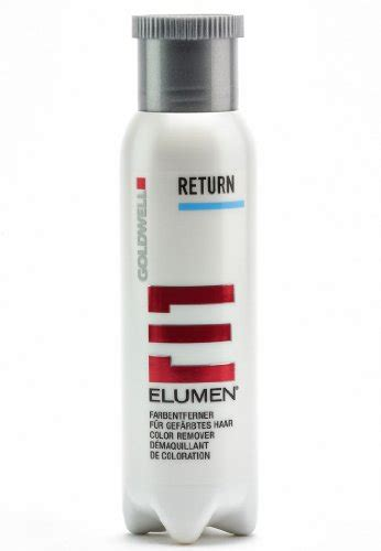 goldwell color remover goldwell elumen hair color remover return 250ml 8 4oz
