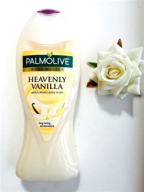 Heavenly Vanilla palmolive heavenly vanilla butter wash review